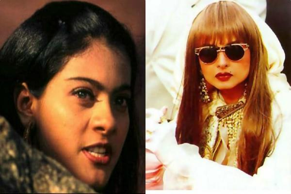 priyanka to rekha played nagtive role in movies