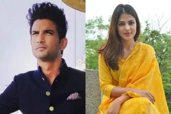 rhea chakraborty allegedly had accessed sushant emails after his death