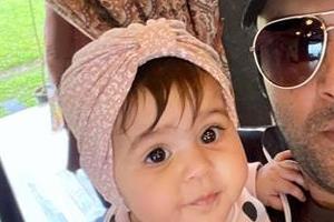 kapil sharma shares adorable selfie with daughter anayra sharma