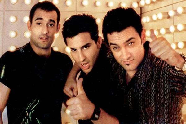 movie dil chahta hai completes 19 years farhan akhtar shares video