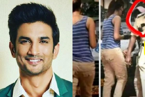 mystery woman seen during sushant suicide is friend of rhea brother