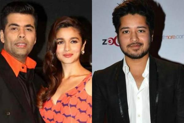 rajat barmecha broke silence on defaming karan johar and alia in sushant case
