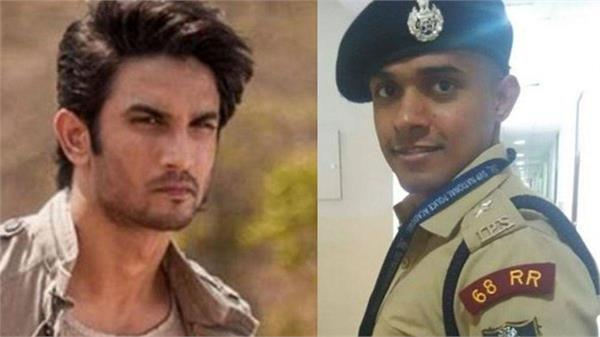 ips vinay tiwari accused mumbai police in sushant case