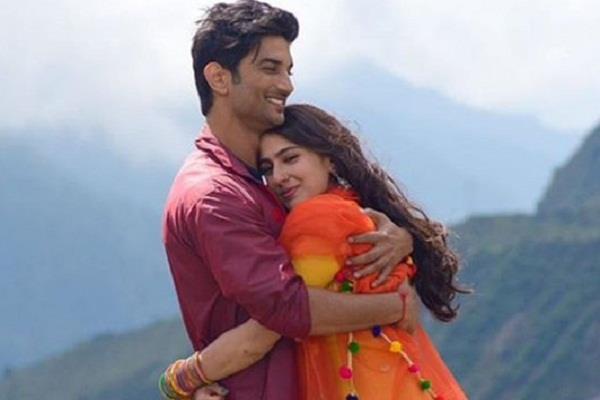sushant s friend said sushant and sara had good relationship