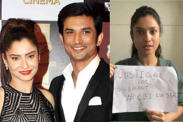 ankita lokhande demands cbi inquiry in sushant singh case