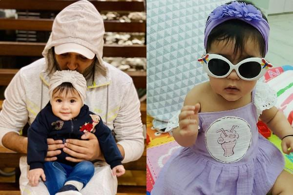 kapil sharma share daughter anayra photo on daughter day