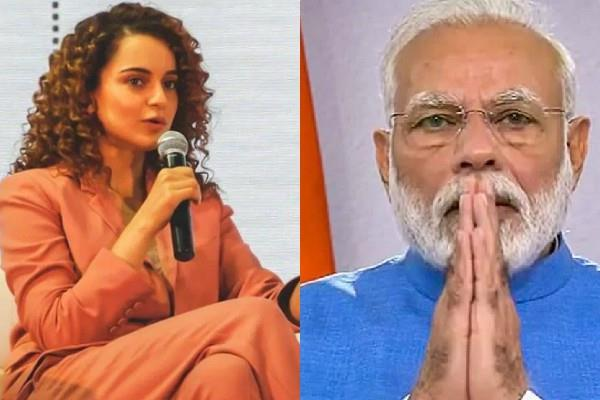 kangana ranaut support modi government new farmers agriculture bill