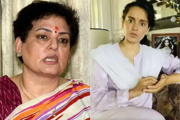 women commission chief rekha sharma urge mumbai dgp to provide security kangana