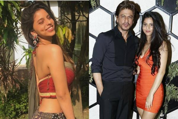 shahrukh khan daughter suhana khan targets trollers who comment on her skin