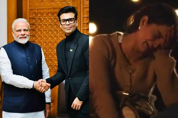 pm narendra modi thank producer karan johar for birthday wish kagana memes viral