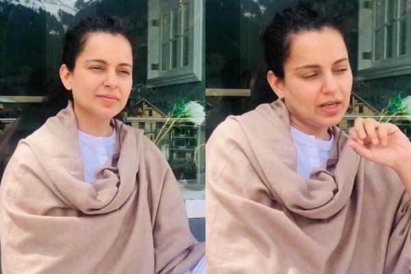 kangana ranaut old video viral when actress said i am drug addict
