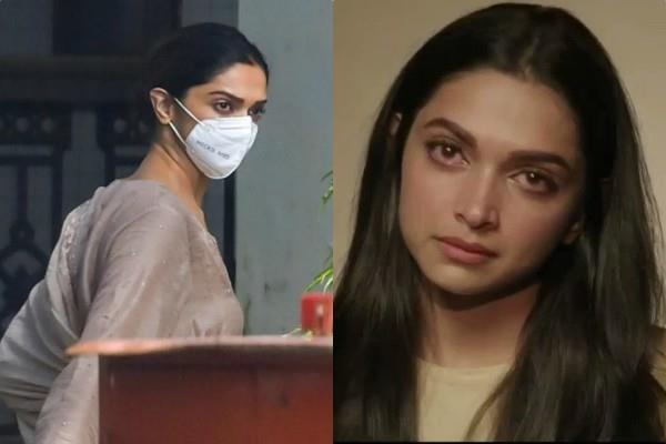 deepika padukone cry thrice in ncb interrogation on drug case