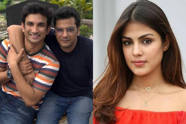 mukesh chhabra takes legal action on rhea for dragging his name in drug case