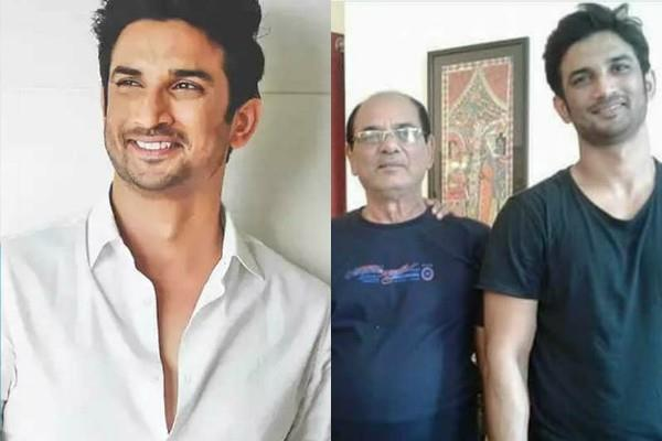 sushant singh father said he may have committed suicide due to sadness