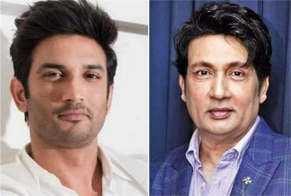 shekhar suman question the death of sushant said let the druggies die