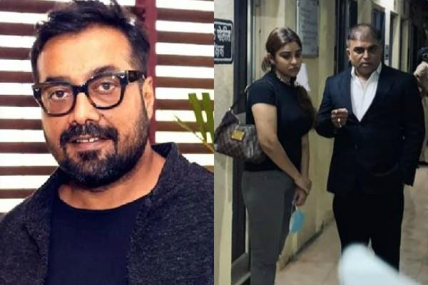 payal ghosh files complaint against anurag kashyap at versova police station
