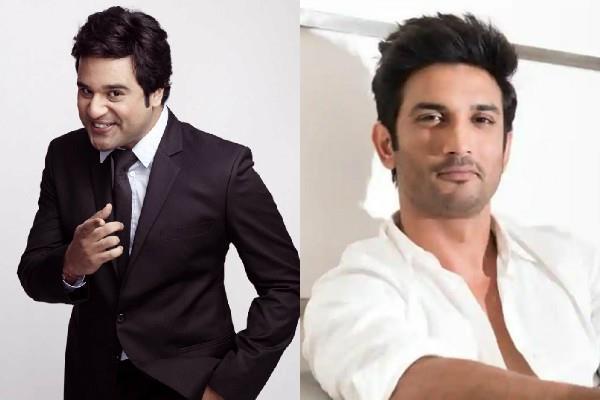 krushna abhishek taunted bollywood stars after sushant death