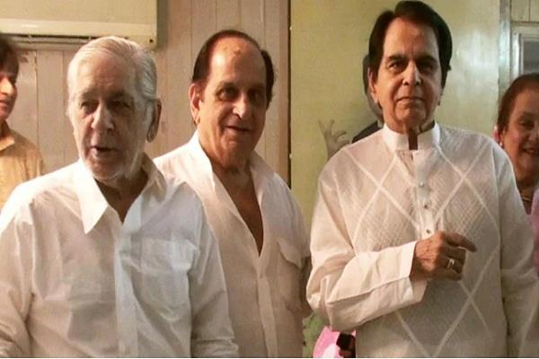 dilip kumar another brother ehsan khan passed away