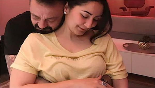 manyata dutt shares a post full of positive vibes on instagram