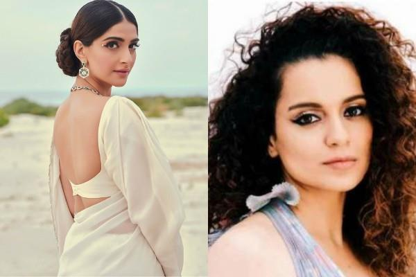 is sonam kapoor takes a dig on kangana ranaut in her latest tweet