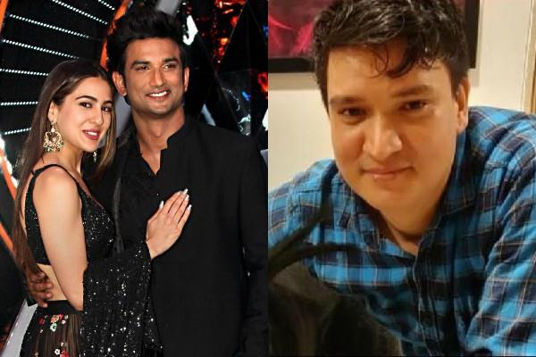 sara ali khan hired sushant helper keshav after returning from goa