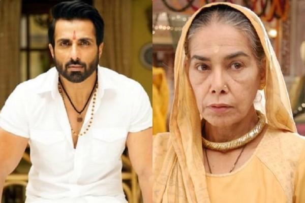 sonu sood gajraj rao and amit sharma help to surekha sikri