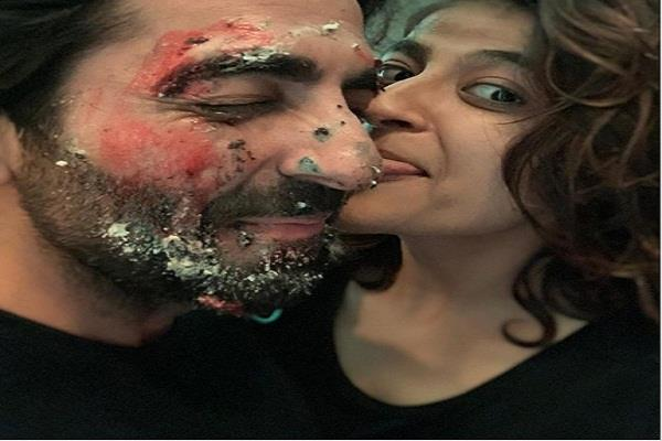 tahira kashyap share special photo on husband ayushmann khurana birthday