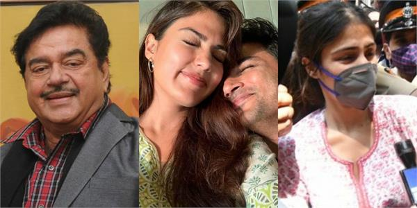 shatrughan asks actor fans will sushant pleased with treatment given to rhea