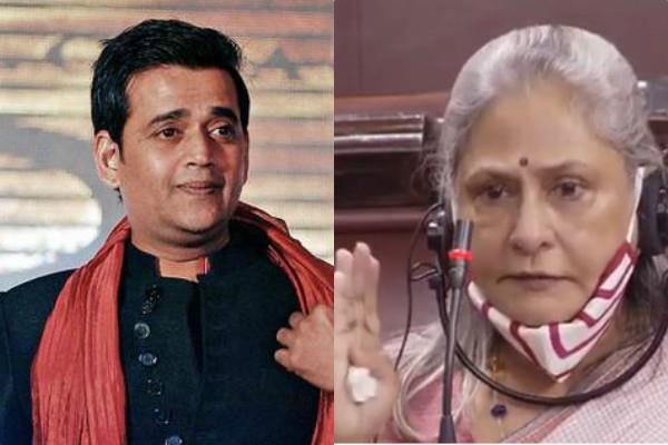 jaya bachchan target ravi kishan in rajya sabha