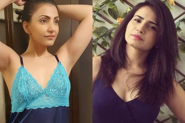 tv actress navina bole and priya ahuja corona report positive
