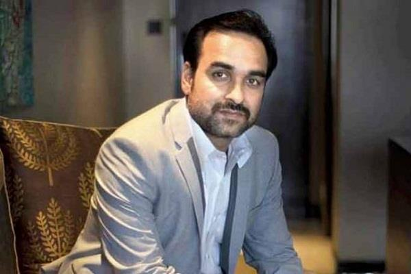 pankaj tripathi broke silence on nepotism