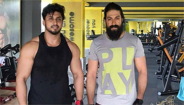 yash doubled his workout routine for kgf2