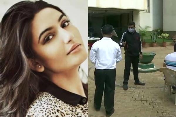 cbi search residence of kannada actress ragini dwivedi in drug connection case
