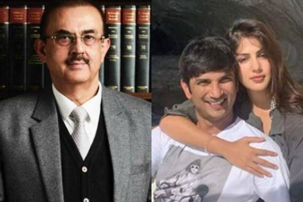 sushant family lawyer furious over media channels supporting rhea chakraborty
