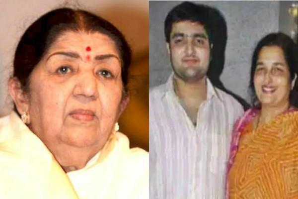 lata mangeshkar mourns anuradha paudwal son aditya paudwal death
