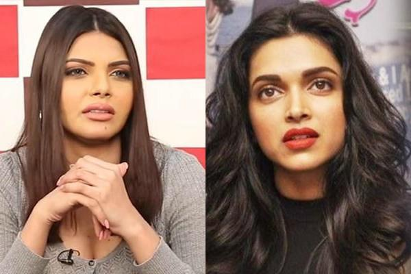 sherlyn chopra targeted deepika padukone in drug case