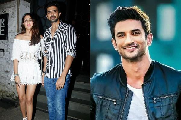 actor saqib saleem spot to rhea chakraborty