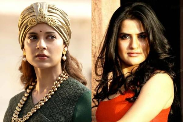 sona mohapatra to kangana said playing messiah is the worst act of opportunism
