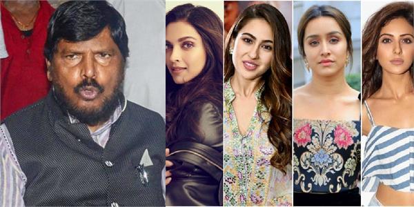 ड्रग्स केस में सामने आए बड़े स्टार्स के नाम तो रामदास अठावले बोले 'NCB ने जिन एक्टर्स पर आरोप लागए हैं, उन्हें फिल्मों में ना करें कास्ट'
