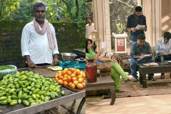 balika vadhu director rambriksh gaur selling vegetables in azamgarh