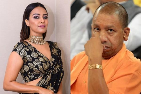 after hathras case swara bhaskar said uttar pradesh cm yogi should resign