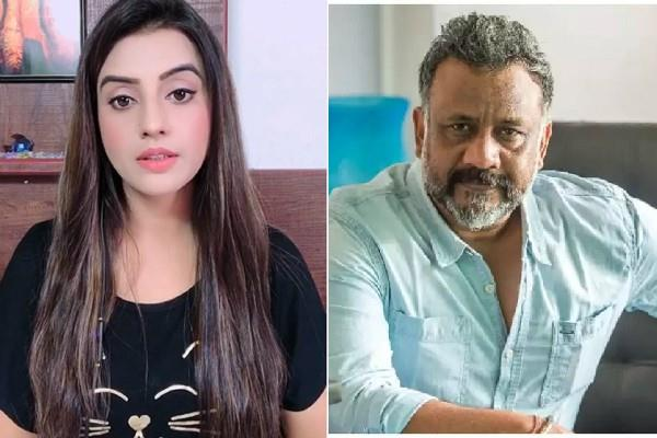 bhojpuri actress akshara singh lashes anubhav sinha and support ravi kishan