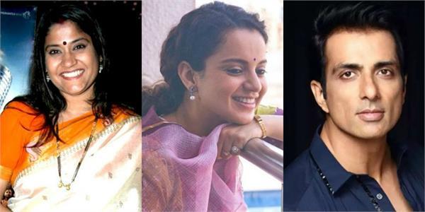 kangana ranaut comparing mumbai to pok bollywood stars target actress