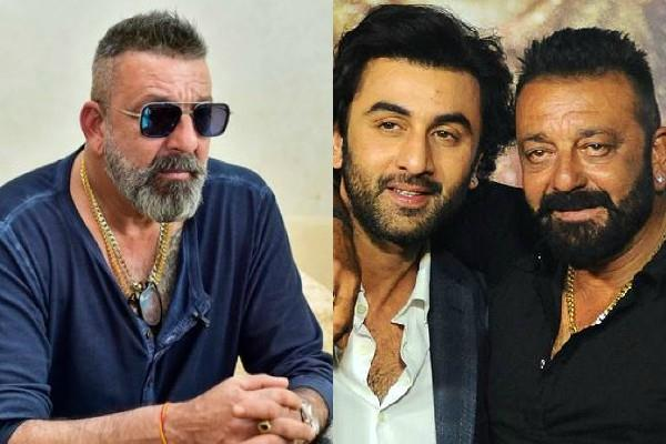 sanjay dutt returning to film  shamshera  shooting after chemotherapy