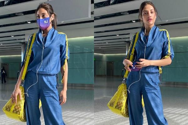 nusrat jahan off to london for upcoming film swastik sanket