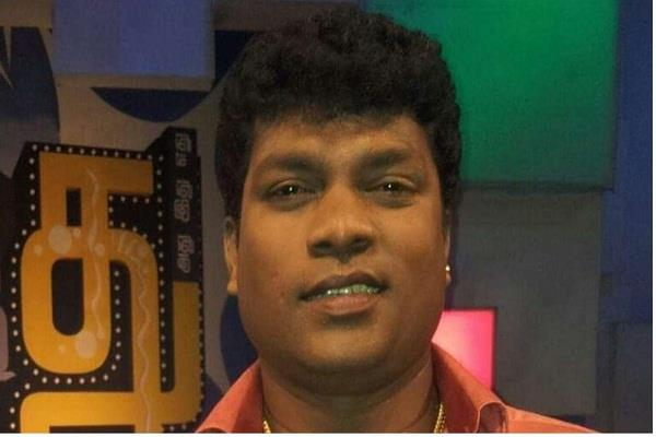 tamil actor and comedian vadivel balaji passed away