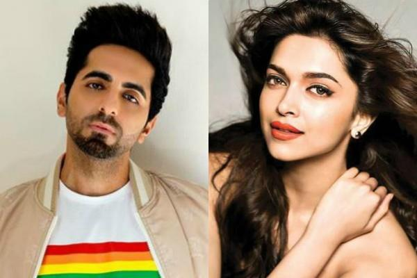ayushmann khurrana in the top 100 of time magazine deepika praised actor