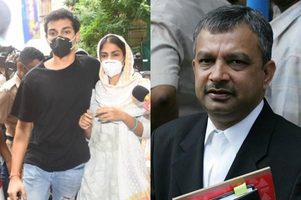 satish maneshinde will file a petition today for the bail of rhea and showik