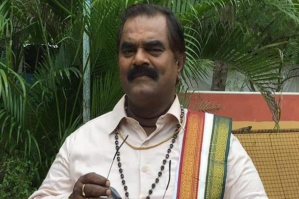 comedian actor venugopal kosuri passes away