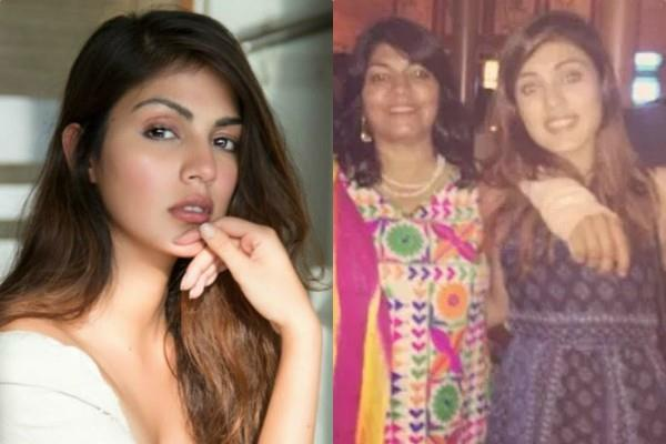 rhea chakraborty used her mother sandhya mobile phone to contact drug peddler
